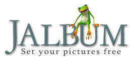 Logo JAlbum - set you pictures free